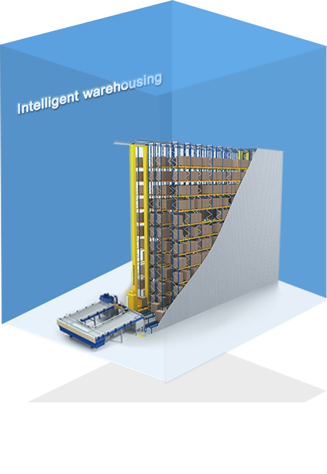 Intelligent warehousing